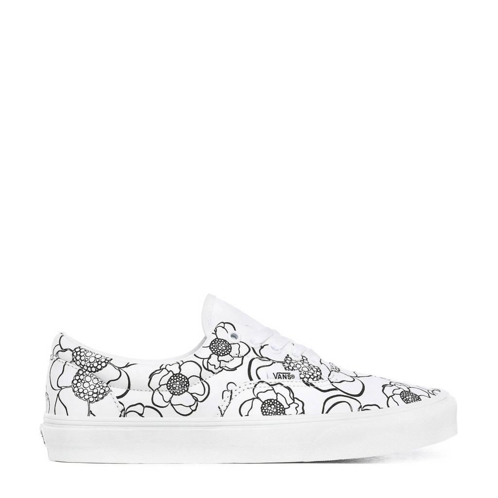 VANS Era  sneakers met bloemmotief wit/zwart, Wit/zwart