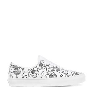 Era  sneakers met bloemmotief wit/zwart