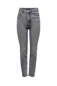 ONLY straight fit jeans ONLEMILY grey denim, Grey denim