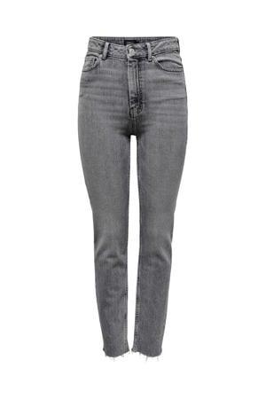 straight fit jeans ONLEMILY grey denim