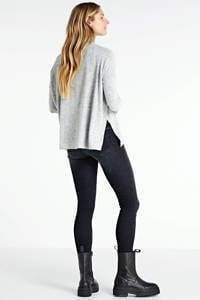 ONLY skinny jeans black denim, Black denim