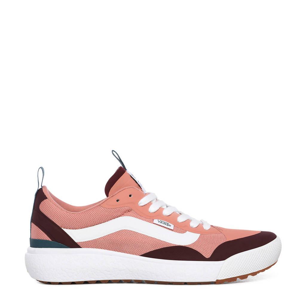 VANS UltraRange EXO  sneakers oudroze/zwart/wit