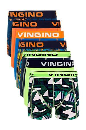 boxershort - set van 7 multi