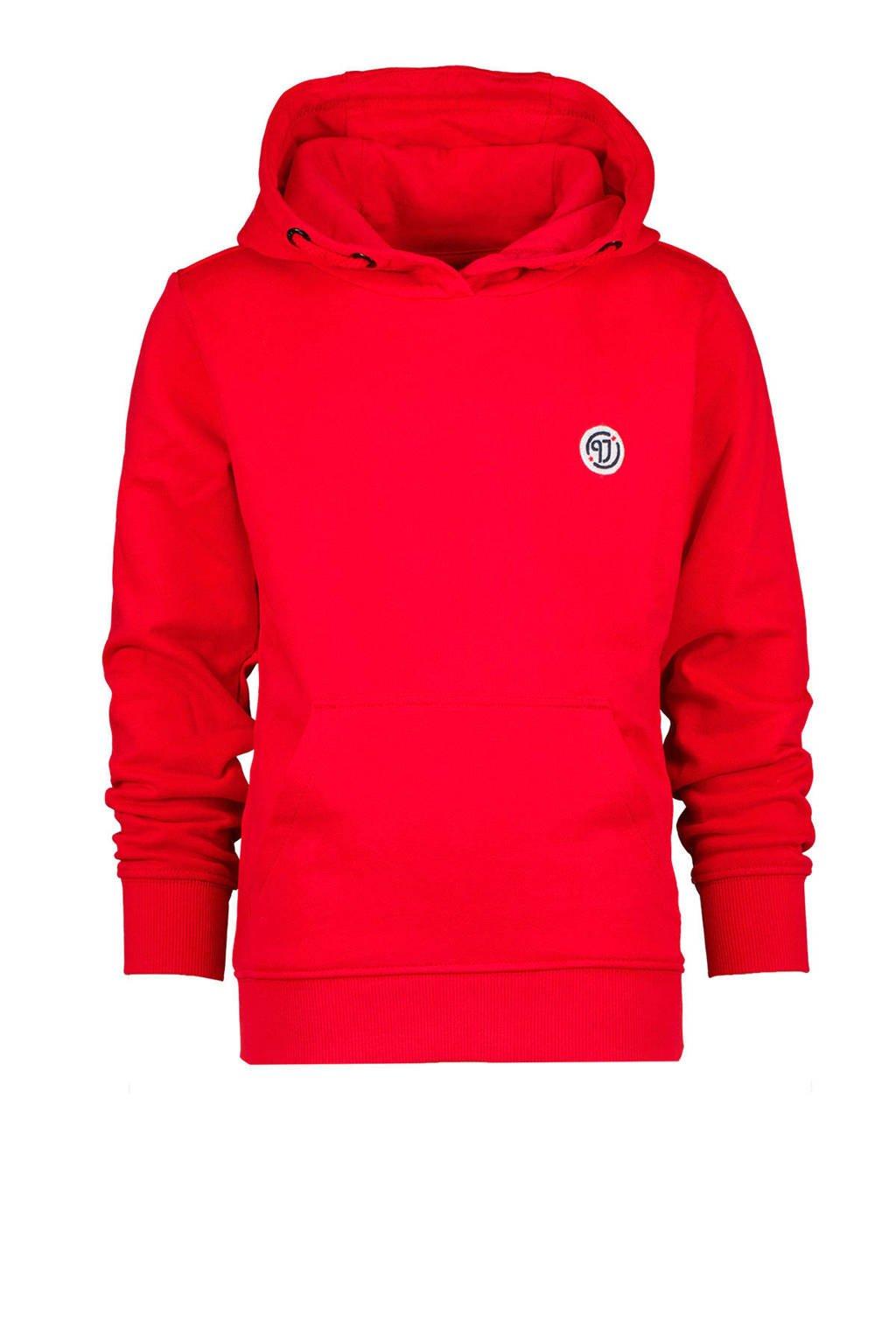 Vingino hoodie Nino rood, Rood