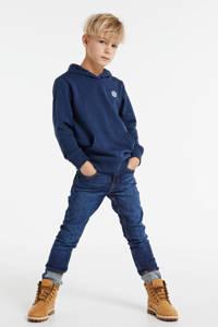 Vingino hoodie Nino donkerblauw, Donkerblauw