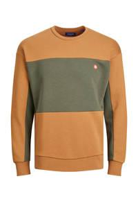 JACK & JONES ORIGINALS sweater camel/kaki, Camel/kaki