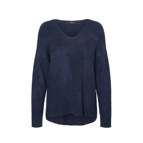 VERO MODA trui donkerblauw