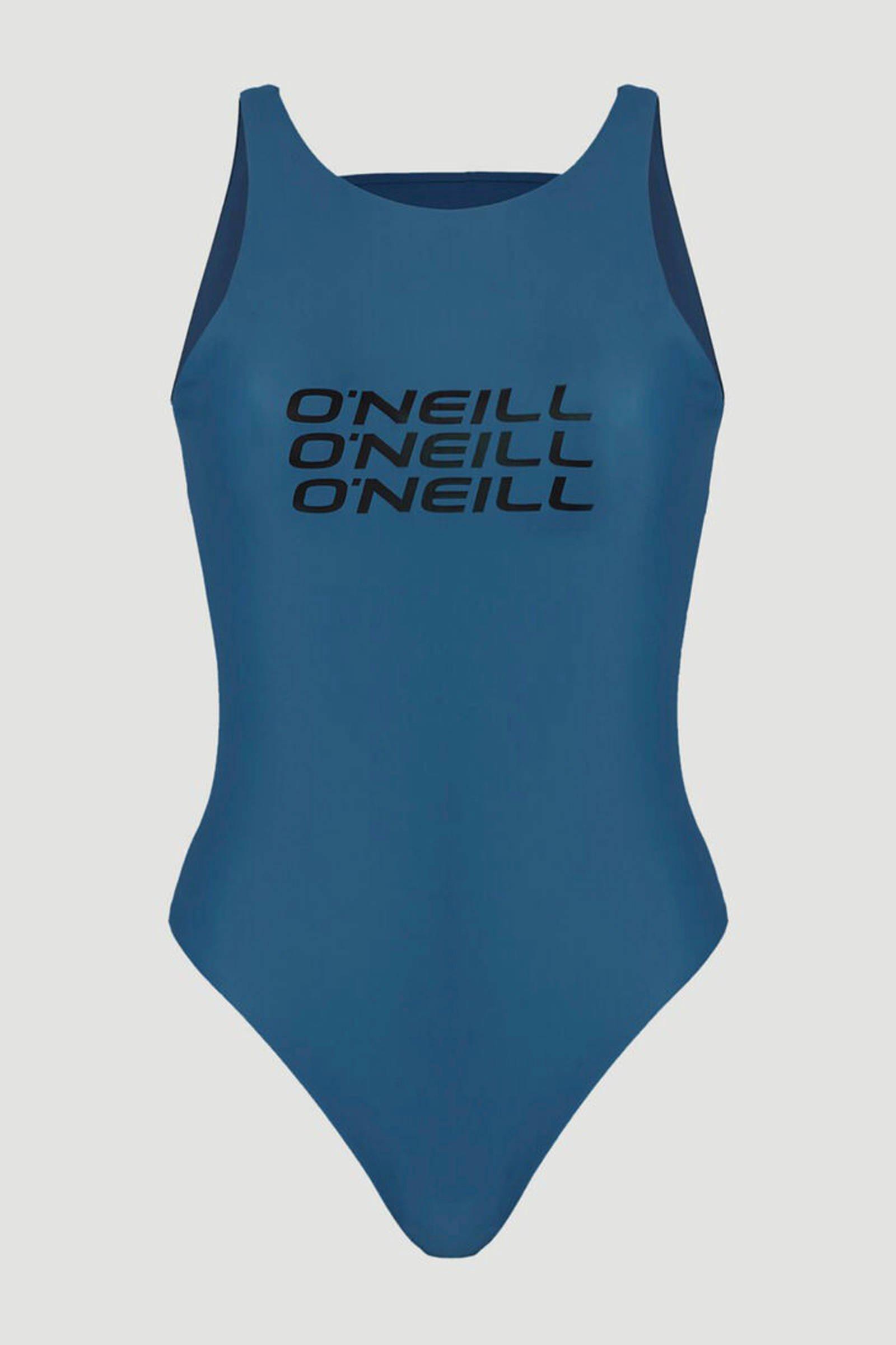 O'Neill high leg badpak Logo blauw online kopen