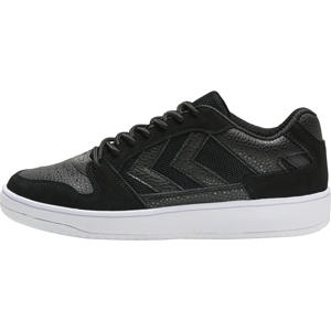 ST Power Play Low  leren sneakers zwart