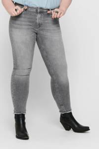 ONLY CARMAKOMA high waist skinny jeans grijs, Grijs