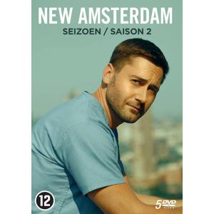 New Amsterdam - Seizoen 2 (DVD)