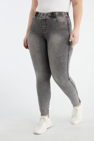 skinny tregging grijs