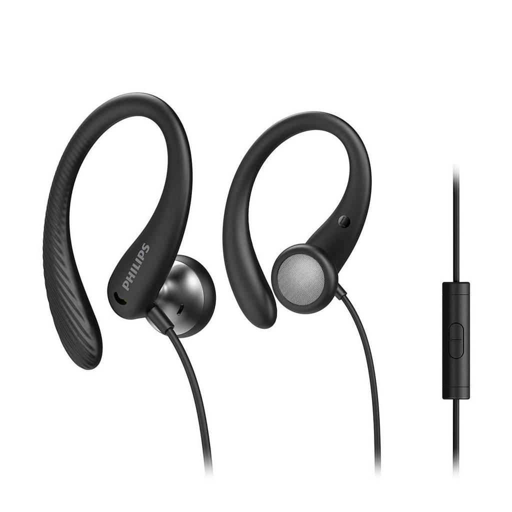Philips TAA1105 in-ear hoofdtelefoon, Zwart