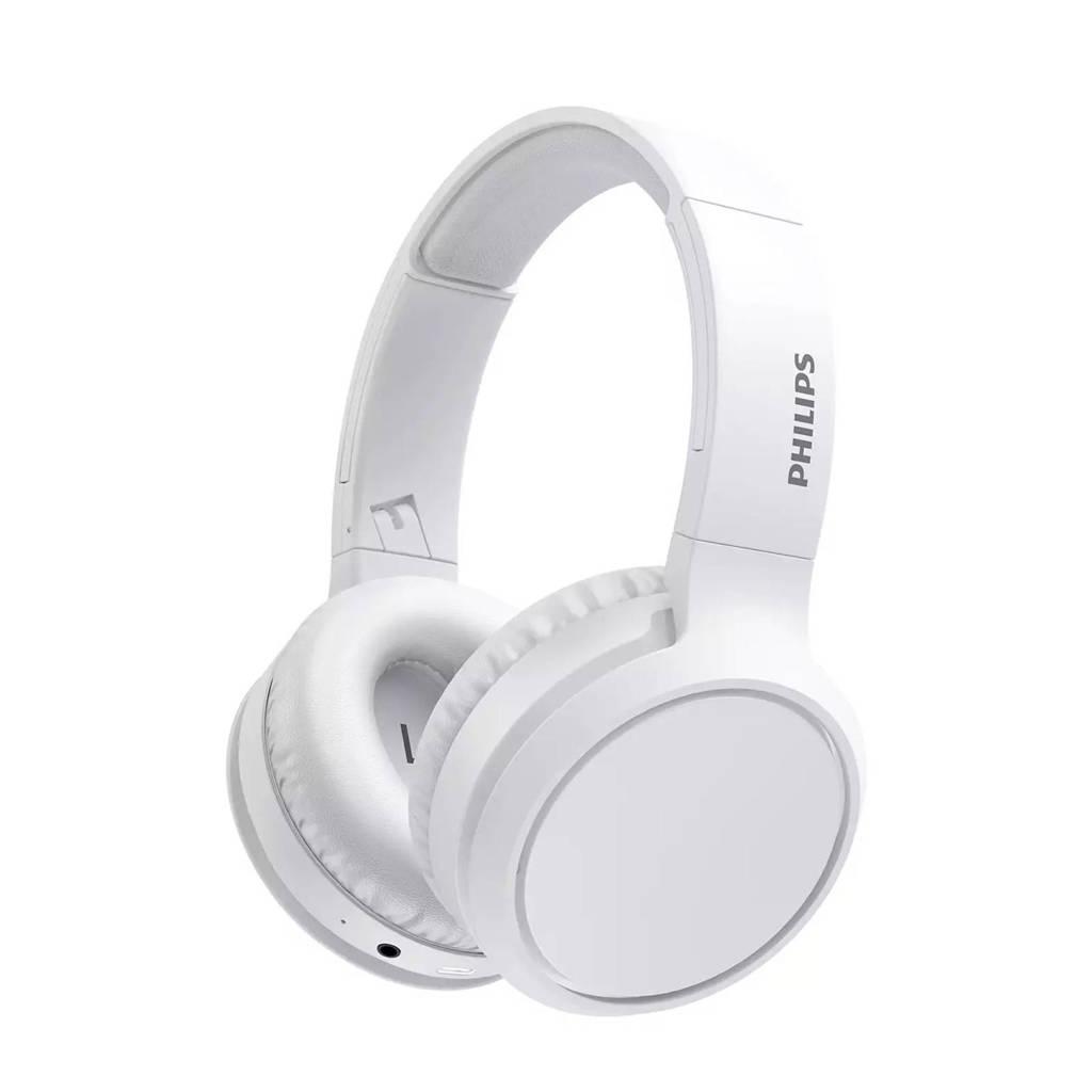 Philips TAH5205WT/00 draadloze hoofdtelefoon (wit), Wit