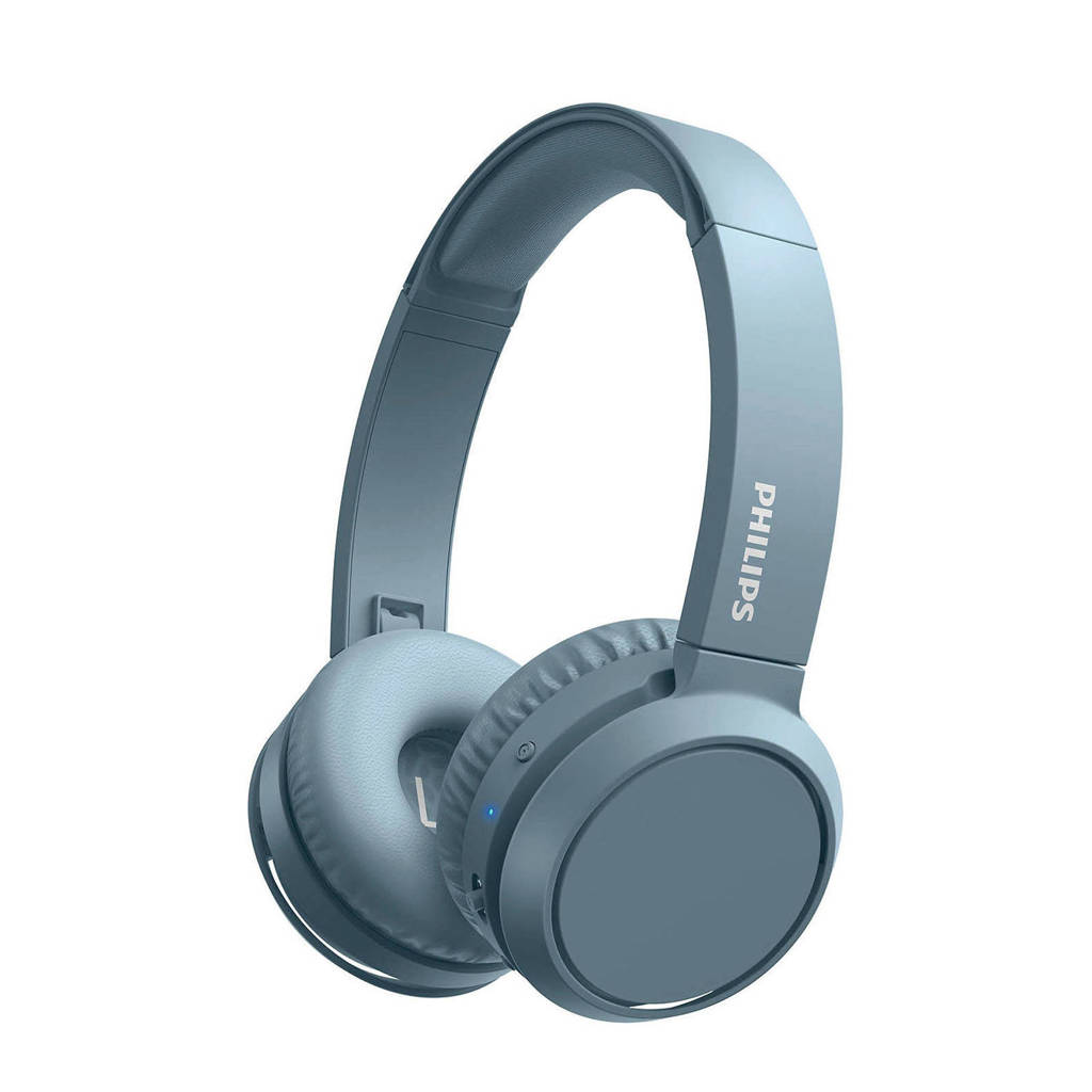 Philips TAH4205 Bluetooth koptelefoon (blauw), Blauw