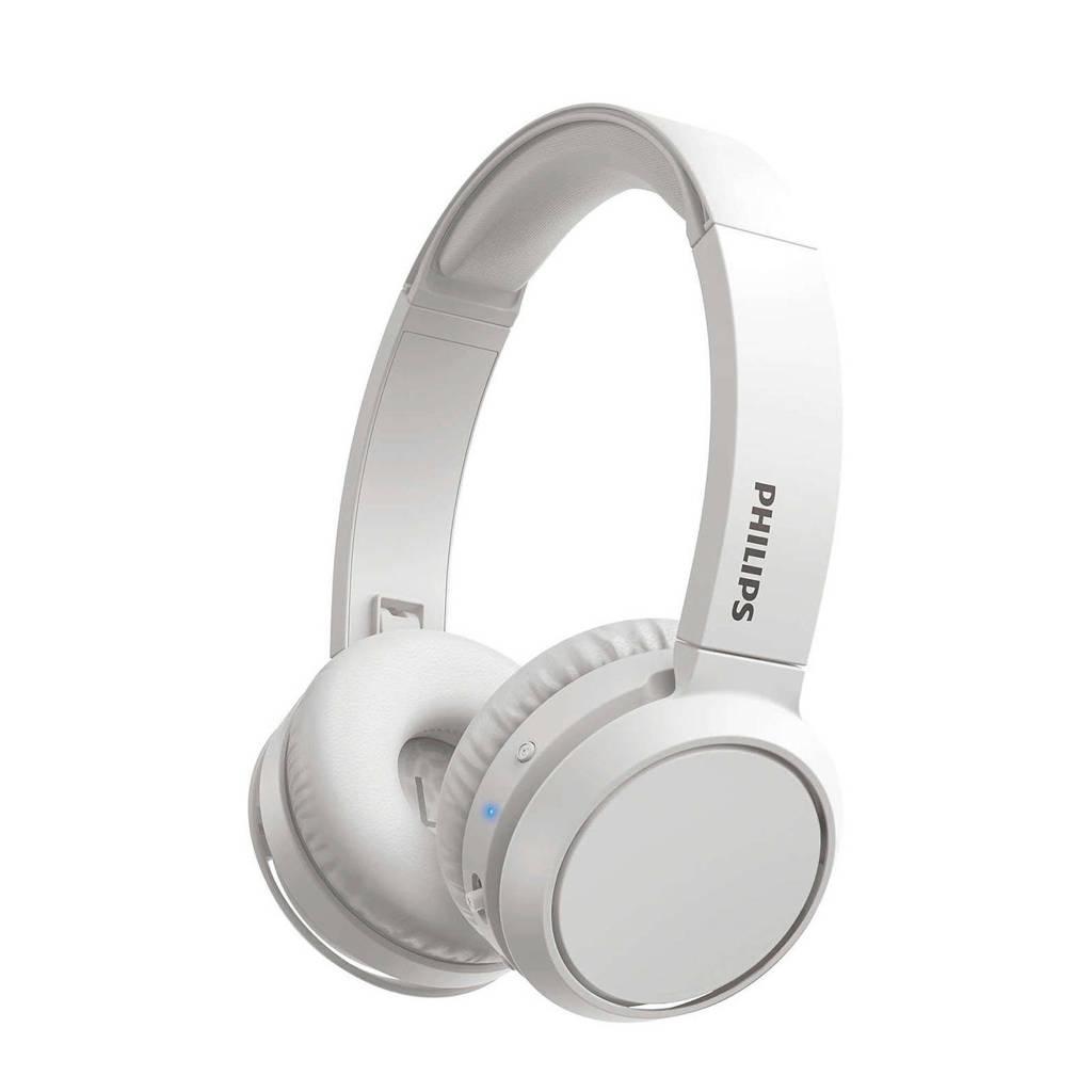 Philips TAH4205 Bluetooth koptelefoon (wit), Wit