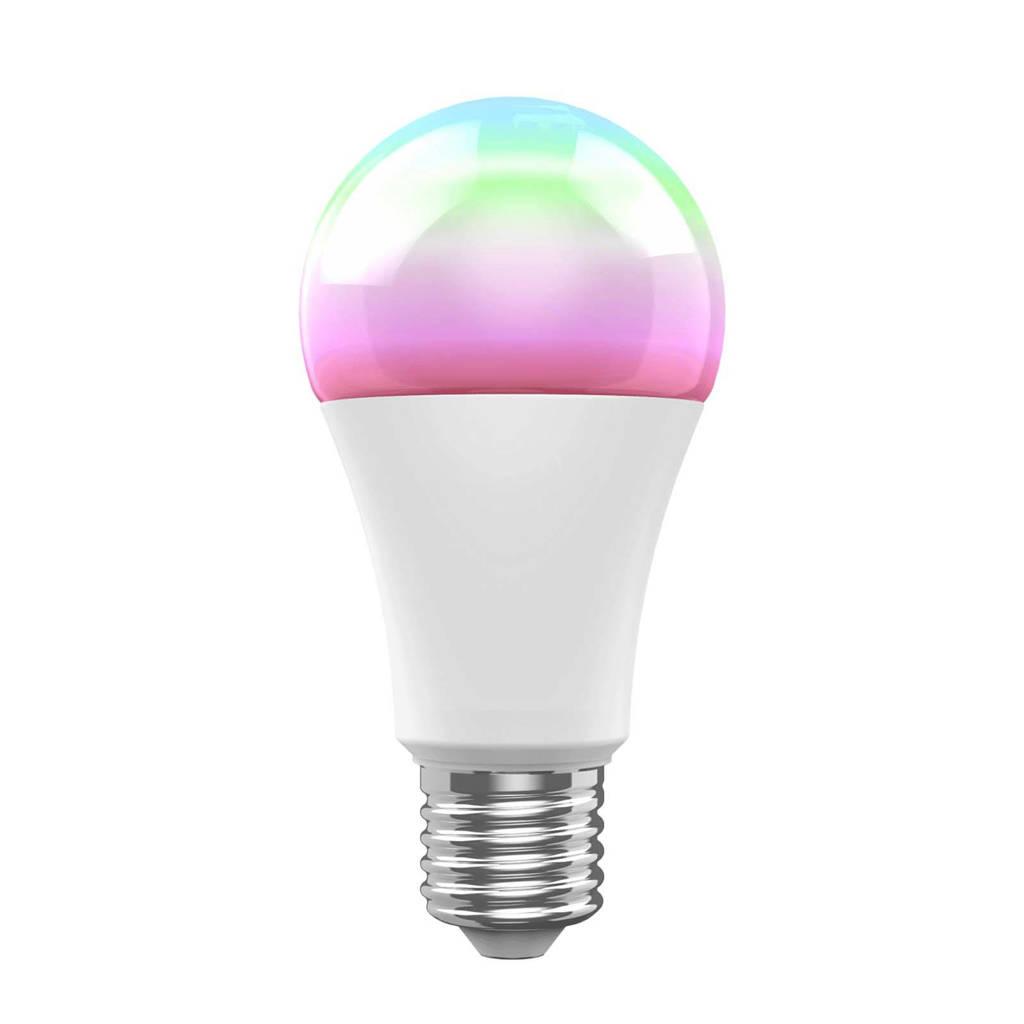 WOOX Smart Bulb RGBW + CCT R9074 E27 sfeerverlichting, Wit