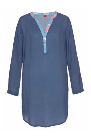 nachthemd blauw