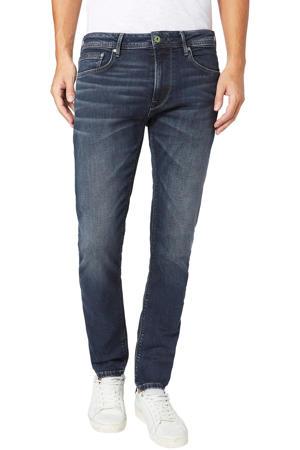 slim fit jeans Stanley blauw