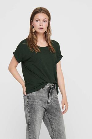 T-shirt Moster groen