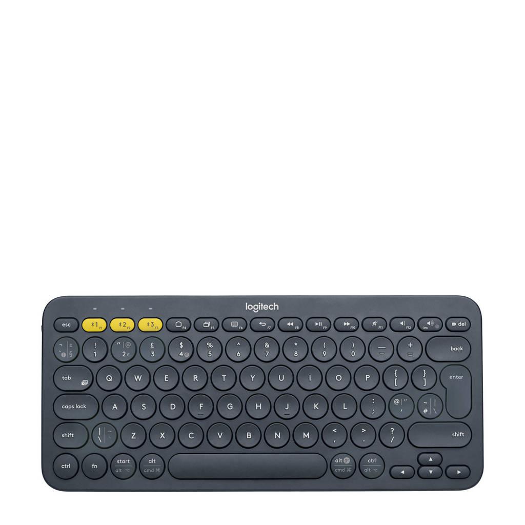 Logitech  K380 toetsenbord (grijs), Grijs