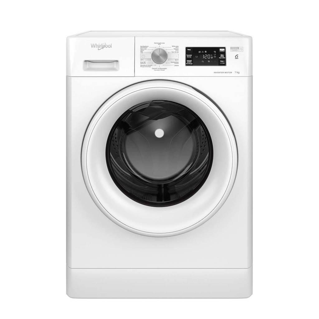 Whirlpool FFBBE 7638 W F wasmachine