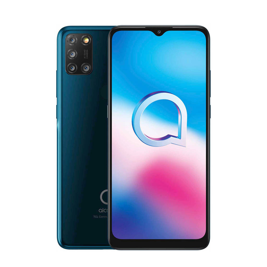 Alcatel 3X (2020) 128GB (Groen)