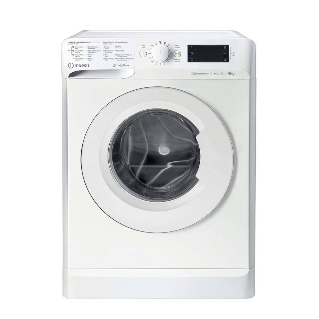 Indesit MTWE 81483 W BE wasmachine