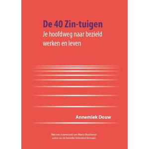 De 40 Zin-tuigen - Annemiek Douw