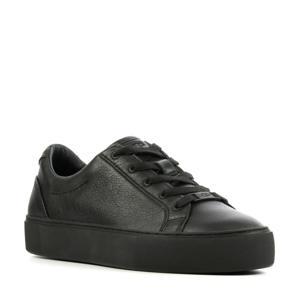 Zilo 1104067 leren sneakers zwart