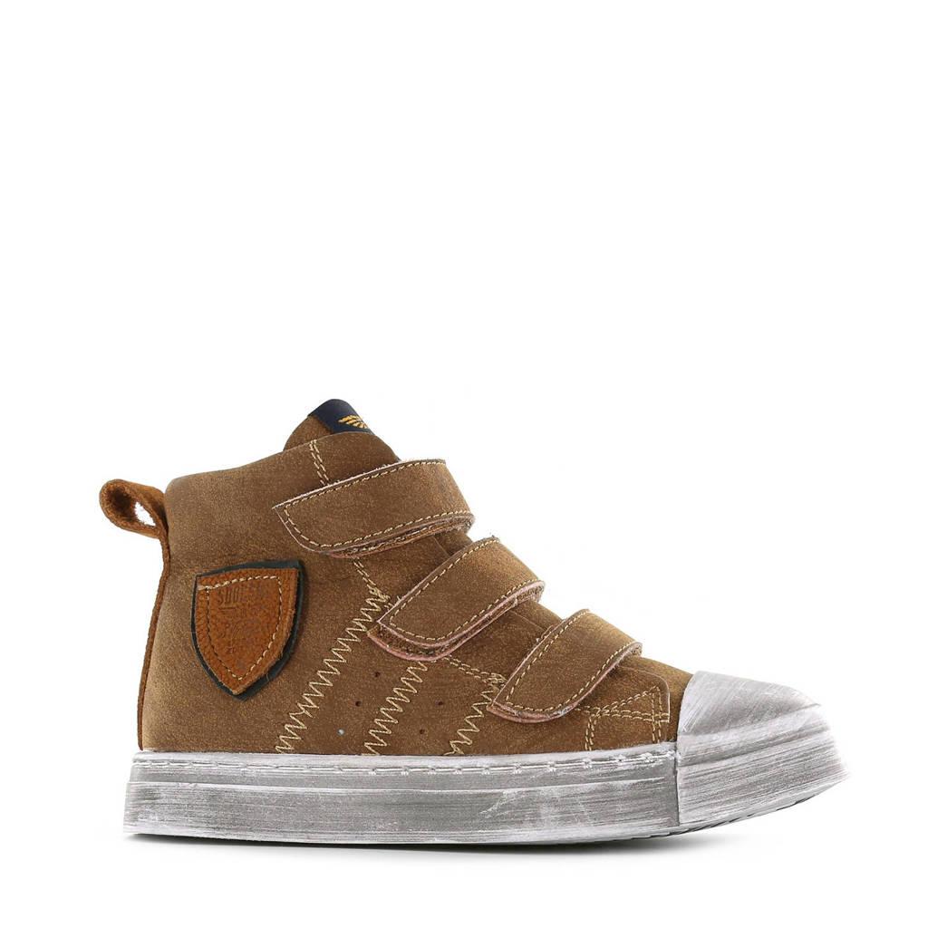 Shoesme  SH20W038-C hoge sneakers bruin, Bruin