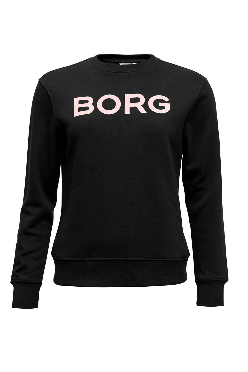 Björn Borg sweater zwart, Zwart
