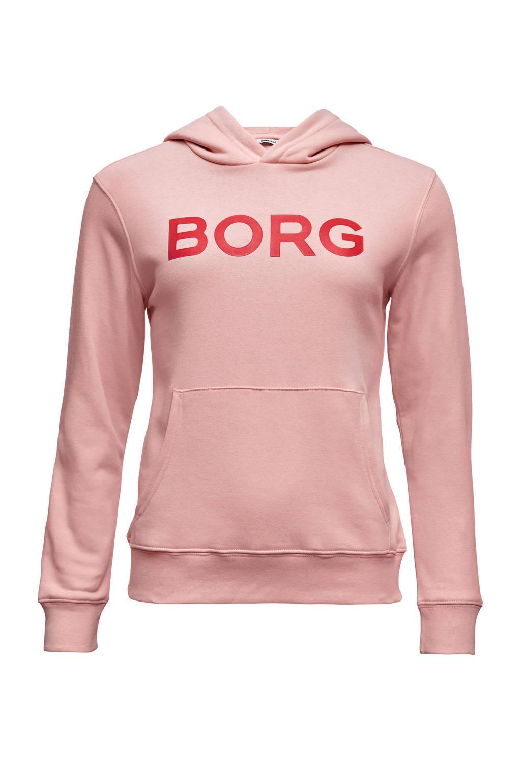 Björn Borg hoodie roze, Roze
