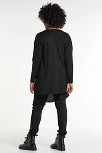 PONT NEUF vest Belinda zwart, Zwart