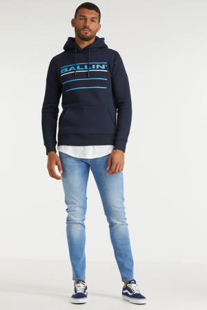 slim fit jeans JJIGLENN JJFOX light denim