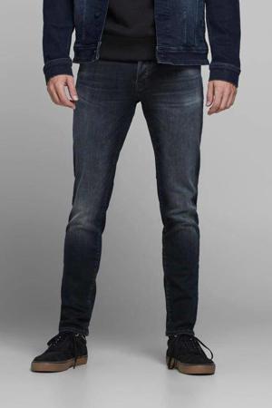 slim fit jeans JJIGLENN JJFOX dark denim
