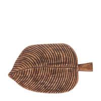 Riverdale serveerplank Fre (30x18 cm), Bruin