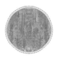 Riverdale vloerkleed Carter  (Ø240 cm), Lichtgrijs