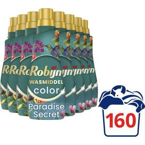 Klein & Krachtig Color Paradise Secret wasmiddel - 160 wasbeurten