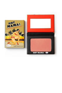 The Balm blush & oogschaduw - Hot Mama