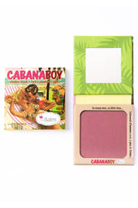 The Balm blush & oogschaduw - Cabana Boy
