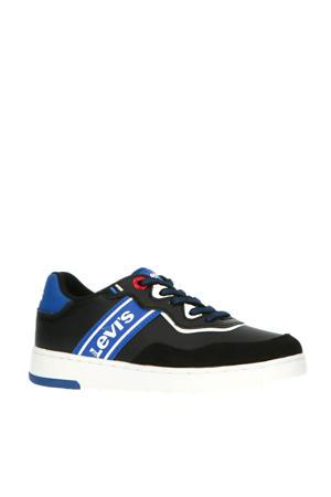 Levi's Kids Irving K  sneakers zwart/blauw