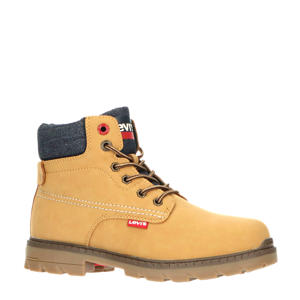 Levi's Kids New Forrest Mid T veterboots camel