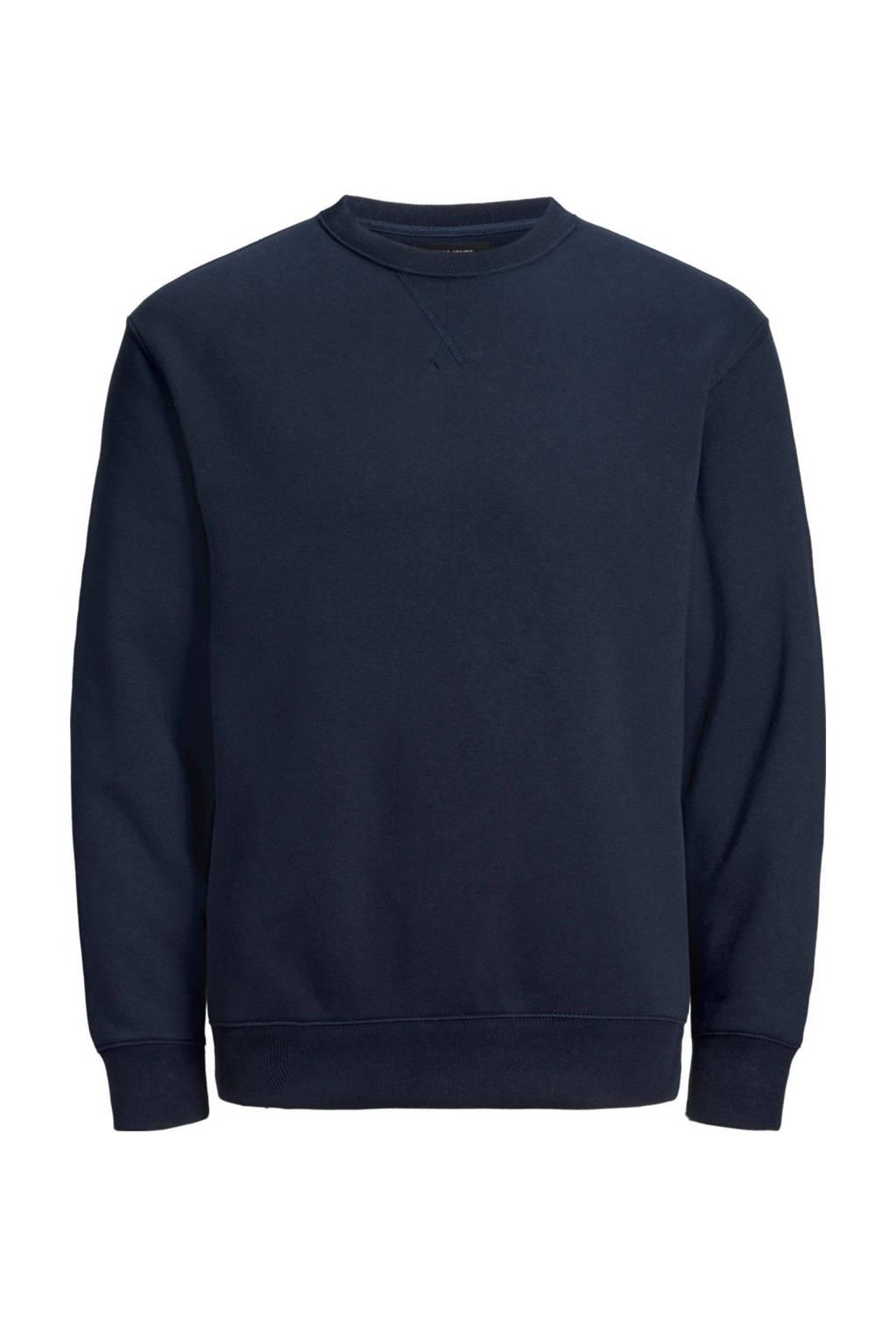 JACK & JONES JUNIOR sweater Soft donkerblauw, Donkerblauw