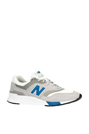 997  sneakers grijs/blauw