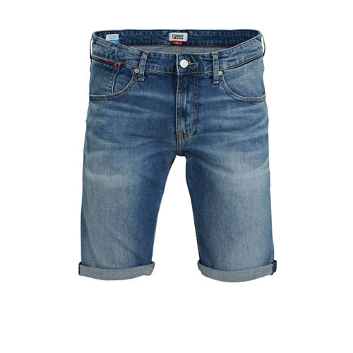Tommy Jeans loose fit jeans short Ronnie 1a5 devi mid bl com