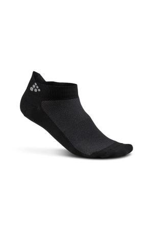 sneakersokken zwart (set van 3)