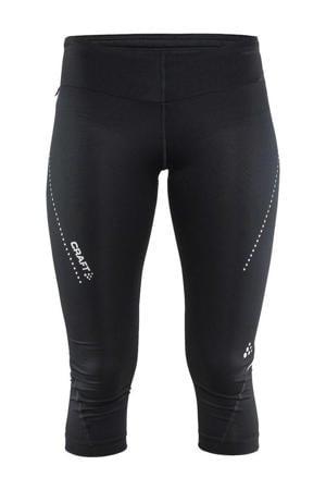 capri sportbroek zwart