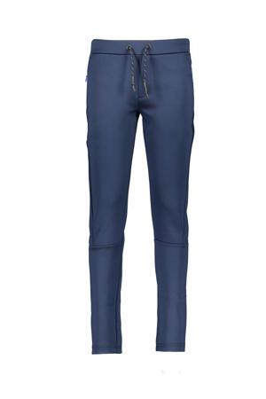 slim fit broek Sven donkerblauw