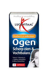 Lucovitaal Ogen, Scherp Zien & Vochtbalans